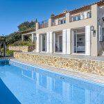Villa La Londe Les Maures - villa-zwembad