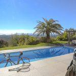Villa La Londe Les Maures - zwembad-uitzicht