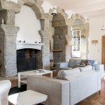 Villa Flayosc - woonkamer