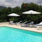 Villa Plan de La tour - zwembad
