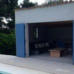 Villa Plan de La tour - poolhouse