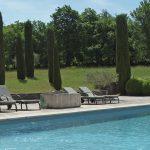 Vakantiehuis Mas Opideum - ligbbeden-zwembad