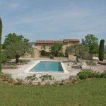 Vakantiehuis Mas Opideum - villa-omgeving