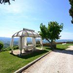 Villa Avane - patio-uitzicht