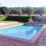 Villa Can Borràs - zwembad-uitzicht