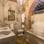 Villa Casa Politi - badkamer