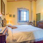 Villa Città della Pieve - slaapkamer