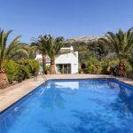 Villa Finca Bisserot - zwembad