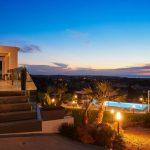 Villa Fontanelle - omgeving-avond