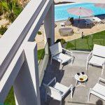 Villa Fontanelle - balkon