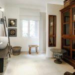 Villa Grasse - badkamer