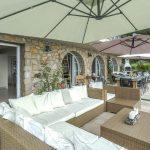 Villa Grasse - loungehoek