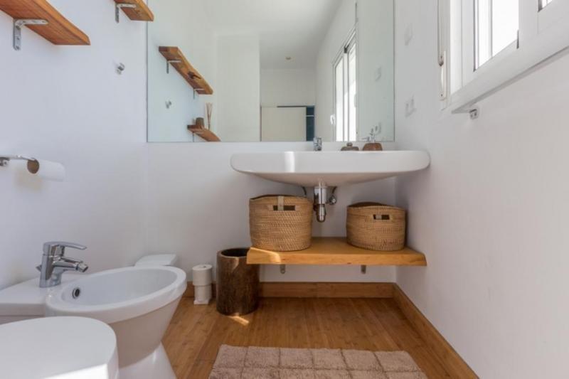 Luxe Villa Badkamer : Interieur ontwerp slaapkamer met badkamer element huis