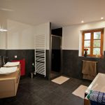 Villa Les Dentelles - badkamer