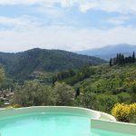 Villa Les Dentelles - omgeving-zwembad