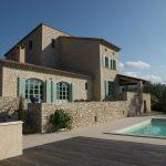Villa Les Dentelles - villa-zwembad