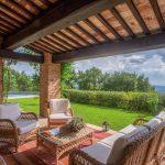 Villa Melograno - patio
