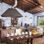 Villa Montepulciano - keuken