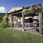 Villa Montepulciano - pergola