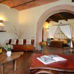 Villa Montepulciano - slaapkamer