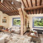 Villa Montepulciano - woonkamer