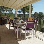 Villa Piscine - balkon