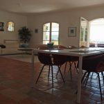 Villa Piscine - eettafel
