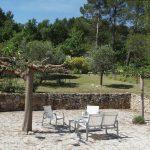 Villa Piscine - tuin