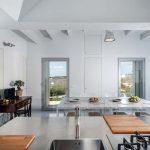 Villa Ragusa zee - keuken