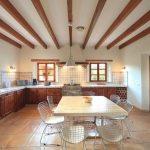 Villa Son Ferragut De Baix - keuken