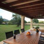 Villa Son Ferragut De Baix - veranda-uitzicht
