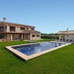 Villa Son Ferragut De Baix - zwembad