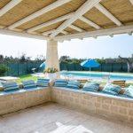 Villa Torresuda - veranda