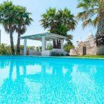 Villa Trulli Oleandro - zwembad-villa