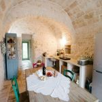 Villa Trullo Pace - keuken