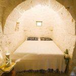 Villa Trullo Pace - slaapkamer