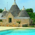 Villa Trullo Pace - zwembad-villa