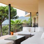 Villa Cabrils - balkon