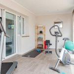Villa Cabrils - fitnessruimte