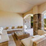 Villa Cabrils - loungehoek