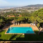 Villa Cabrils - zwembad