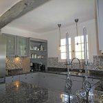 Villa Le Mas du vieux lavoir - keuken