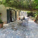 Villa Le Mas du vieux lavoir - terras