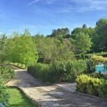 Villa Le Mas du vieux lavoir - zwembad-omgeving