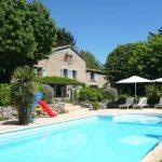 Villa Lucca - zwembad - villa