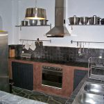 Villa Manodiana - keuken