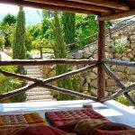 Villa Manodiana - veranda-lounge