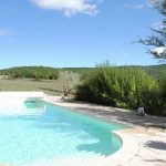 Villa Sault - zwembad