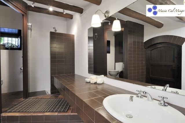 Luxe Villa Badkamer : Luxe villa huren in sitges villa laura personen boekluxevilla