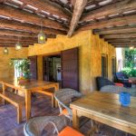 Villa Sitges S-103 - patio